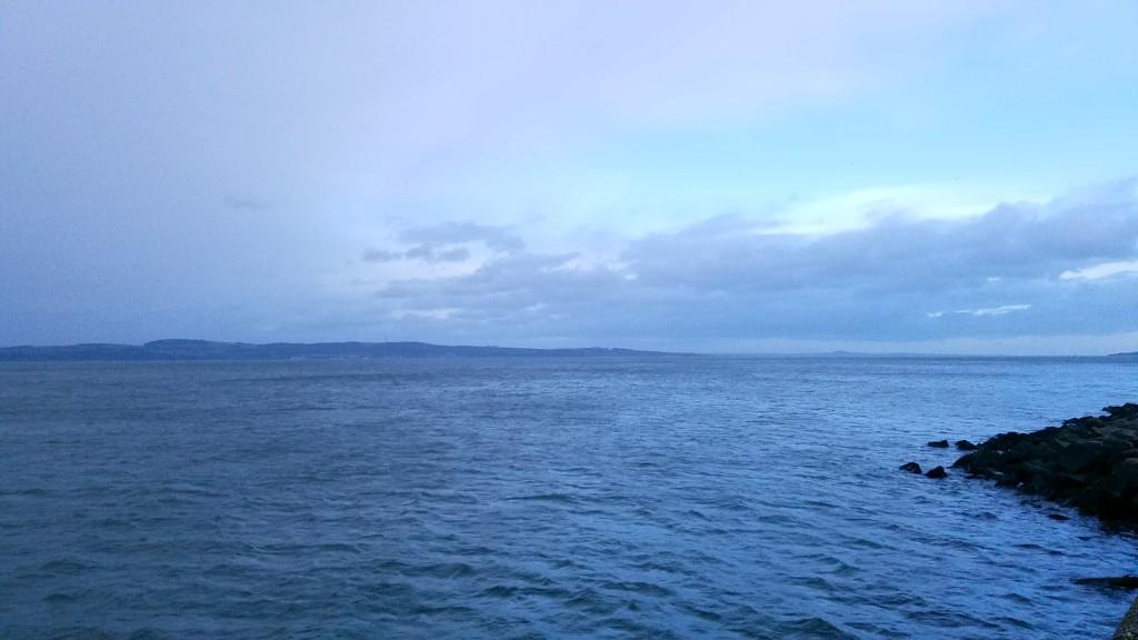 Across the Ocean Blue