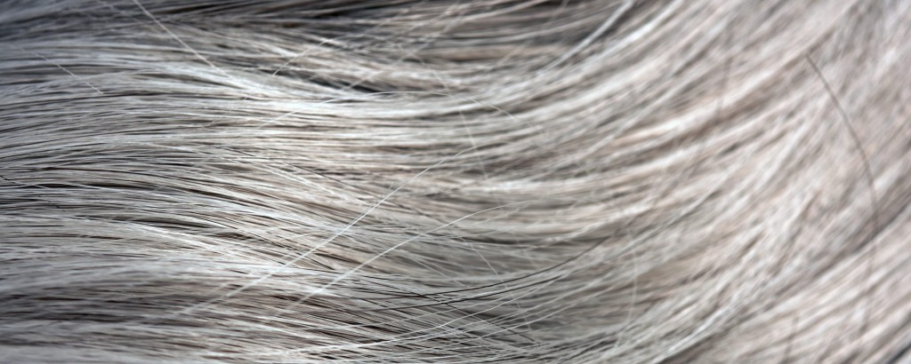 My Mother's Grey Hair