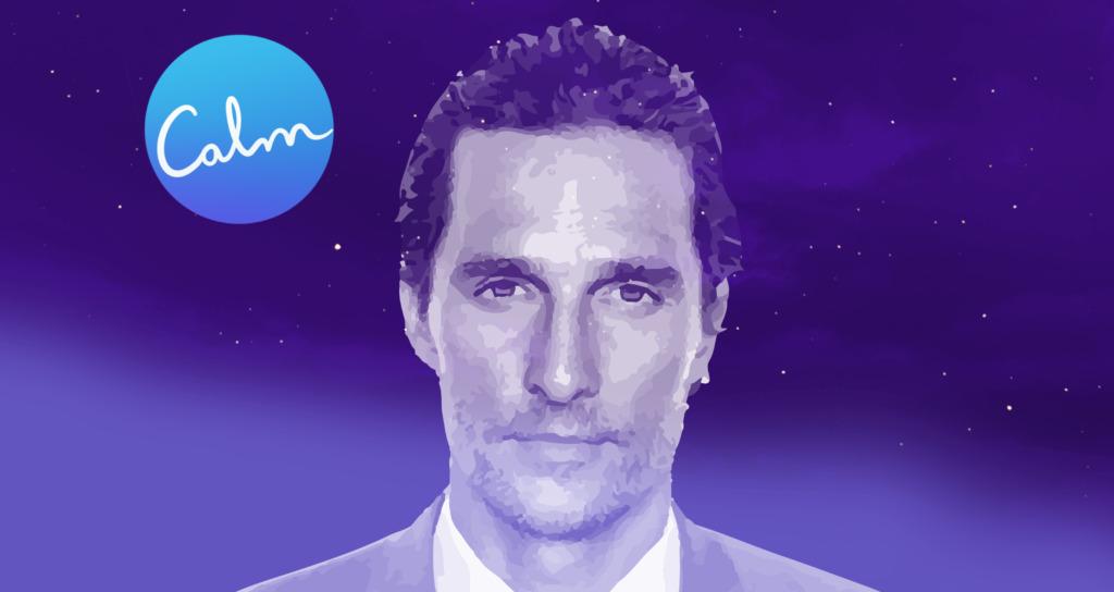 Matthew McConaughey's Anti-bedtime Story