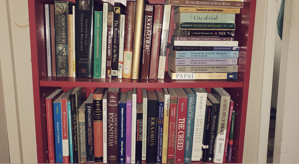 Reflections on the Required Reading for a Calvin Religion Degree