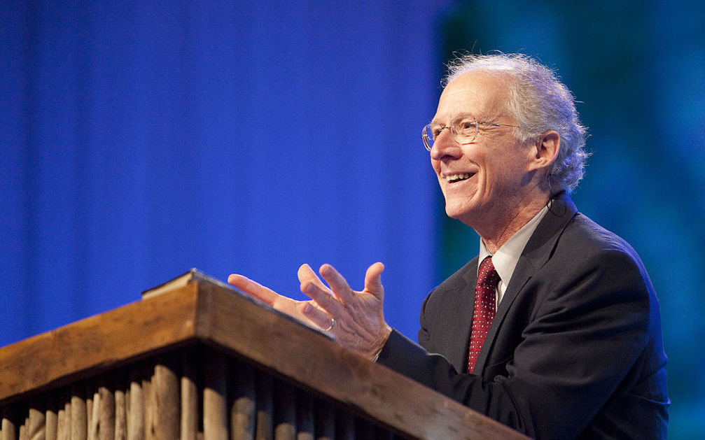 Jesus and John Piper: The Radicalization of a Research Assistant