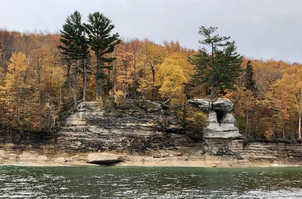 The Delights and Travails of Fall Camping in the UP