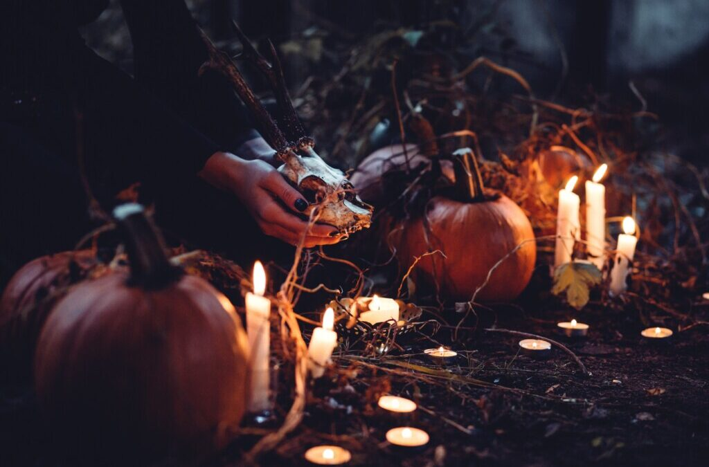 Blessed Be Your Samhain
