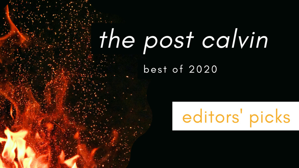 Best of 2020, Part Three: Editors' Picks