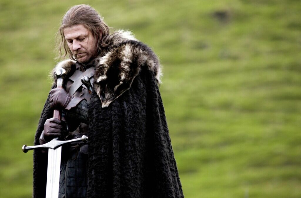 Glue that Holds 'Game of Thrones' Together: Masculinity and Eddard Stark