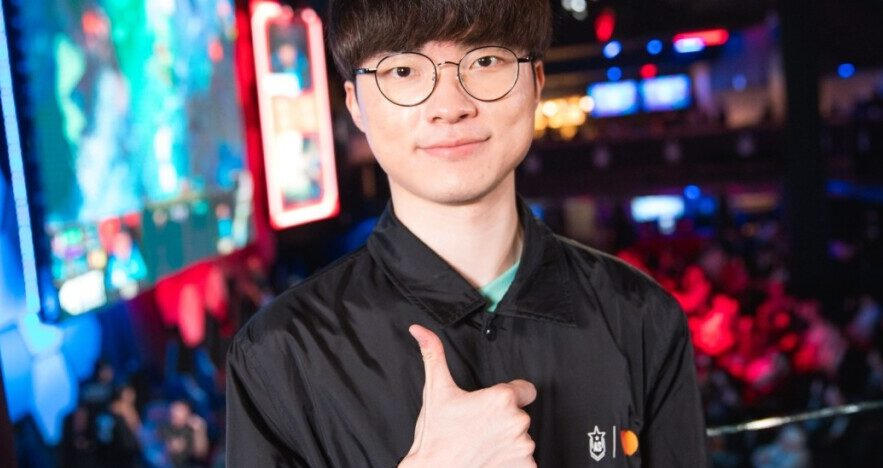 Faker and Me