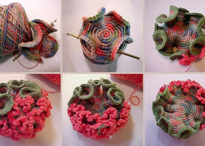 Crochet, Math, and Things We Can't Solve