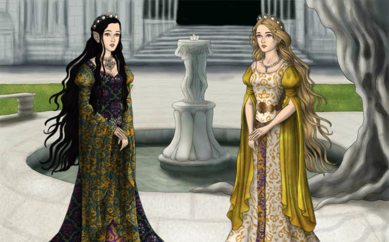 Why Arwen and Eowyn Are Both Strong and Necessary Female Characters