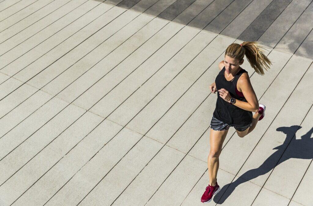 Running Is Always a Metaphor