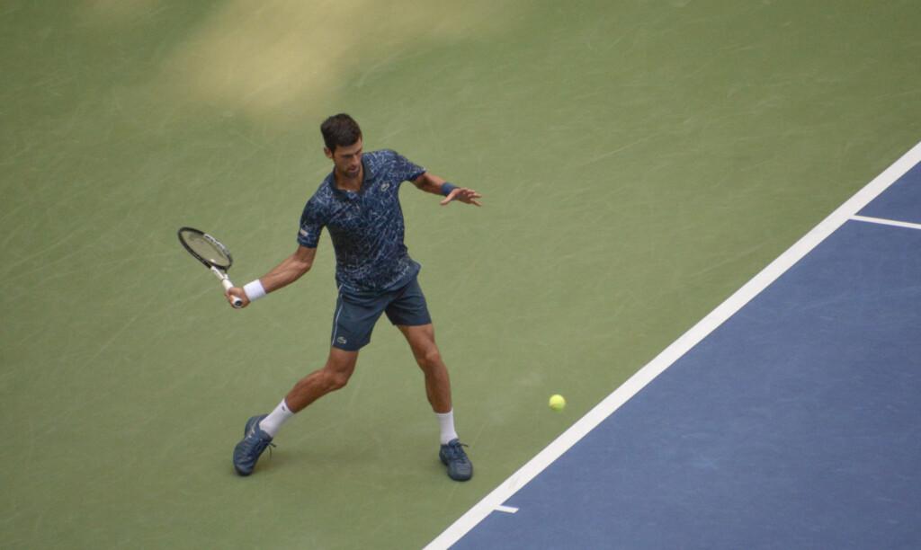 The Case of Novak Djokovic